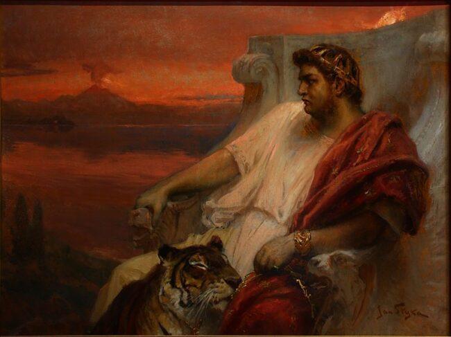 Quando, in una notte, la Roma di Nerone bruciò 2