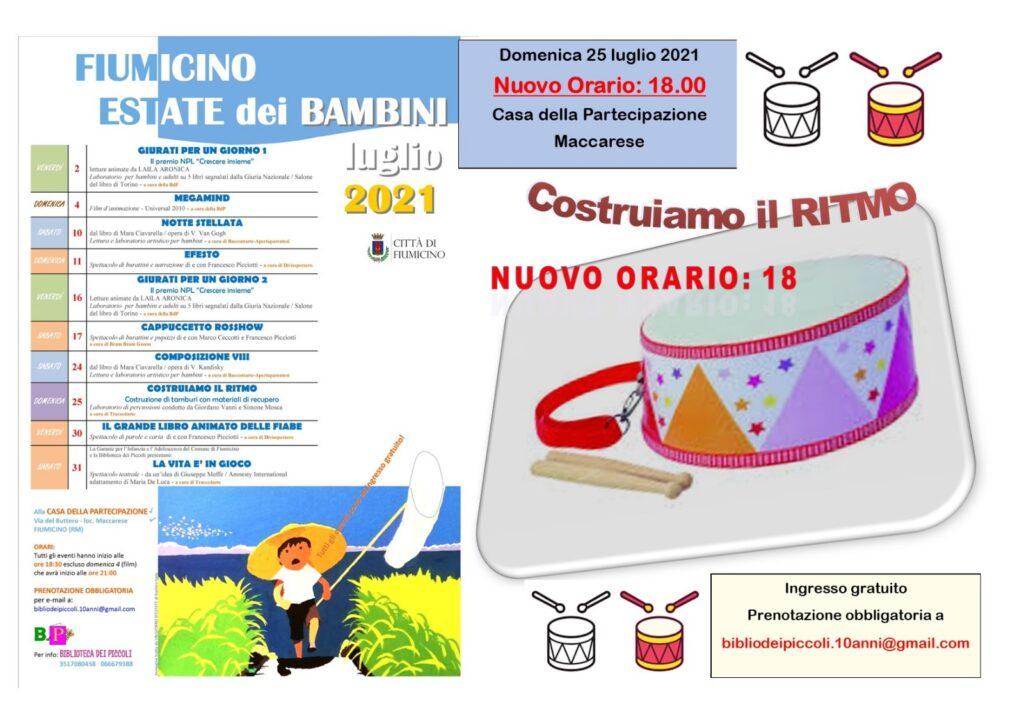 Che fare sul litorale romano nel weekend dal 23 al 25 luglio 13