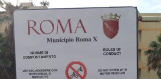traduzione sui cartelli