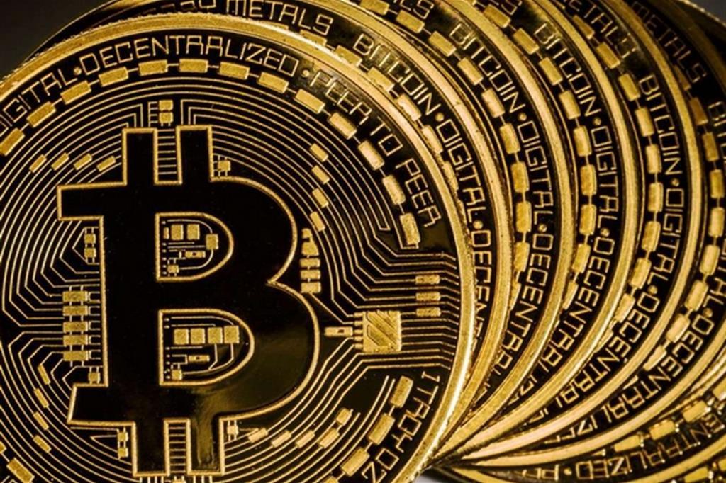 il pagamento dell bitcoin