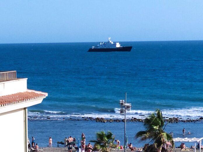 da nave da guerra a yacht di lusso