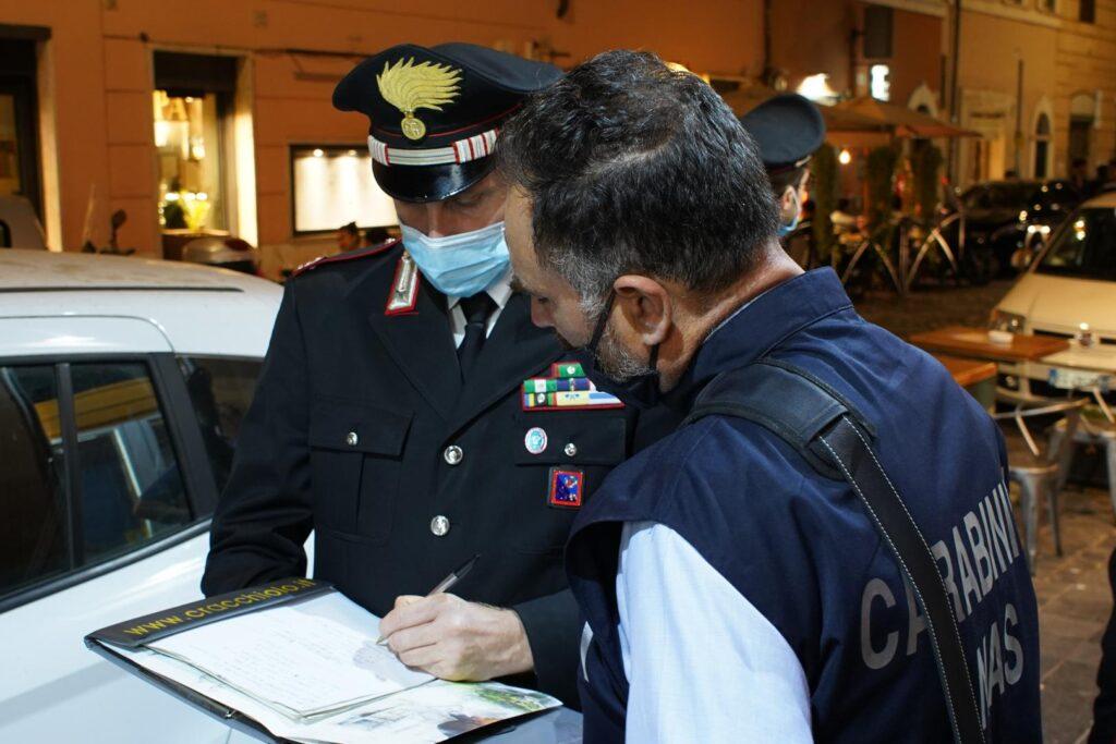 Roma: minorenne senza permesso di soggiorno, e 18 lavoratori in nero in un ristorante cinese 1
