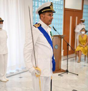 Fiumicino, Giuseppe Strano è il nuovo comandante della capitaneria di Porto 1
