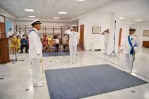 Fiumicino, Giuseppe Strano è il nuovo comandante della capitaneria di Porto 2