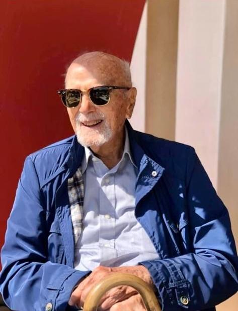 Addio ad Harold Kral, centenario principe del deserto amante del mare di Ostia 2