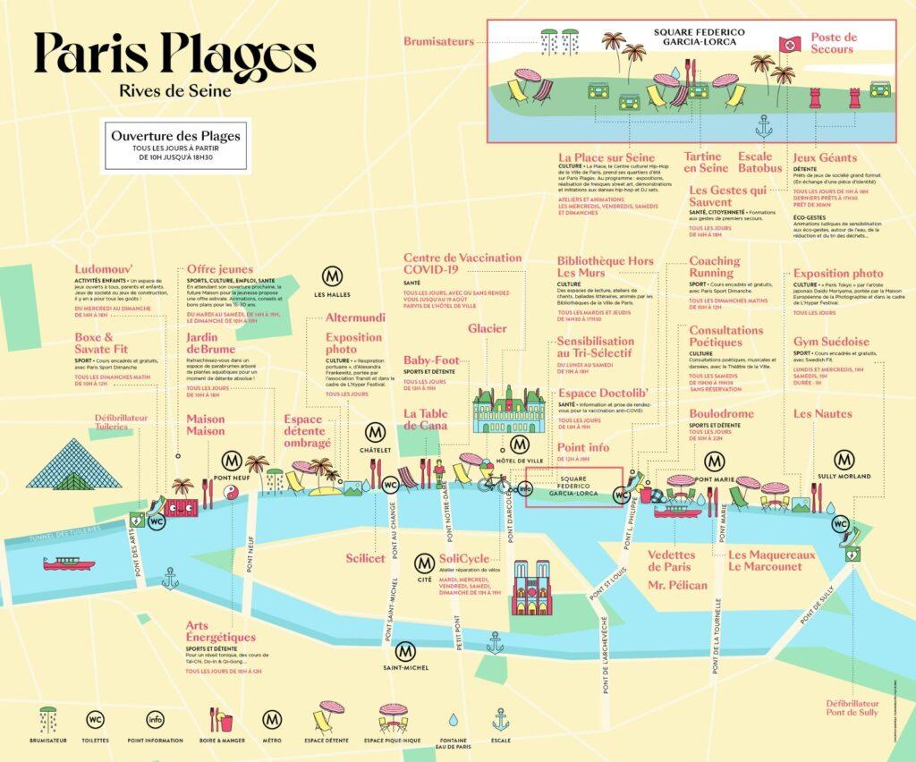 Il parere - Tiberis, la rabberciata spiaggia in riva al fiume: Roma non sa neanche copiare Parigi 1