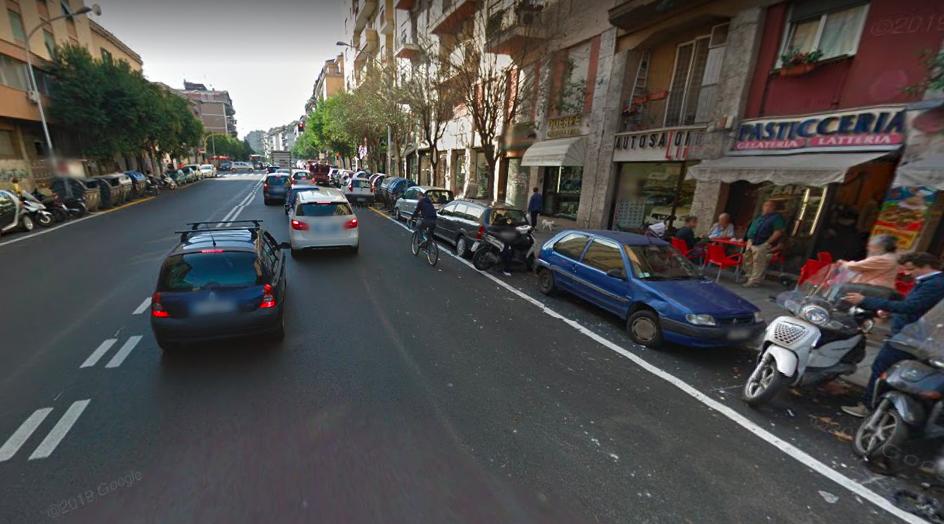 Roma: anziano investe e uccide un uomo mentre attraversa la strada con la moglie 1