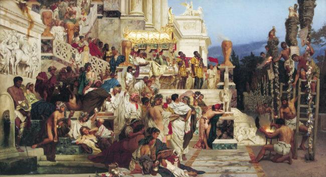 Quando, in una notte, la Roma di Nerone bruciò 3