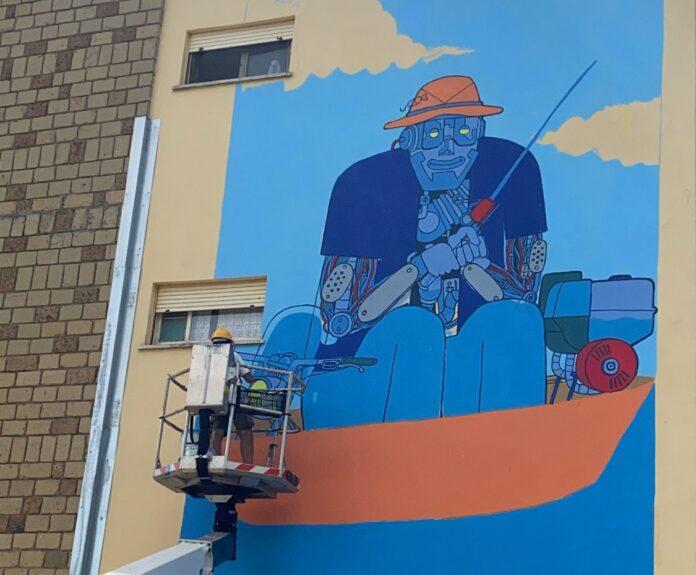 street art maxi murales
