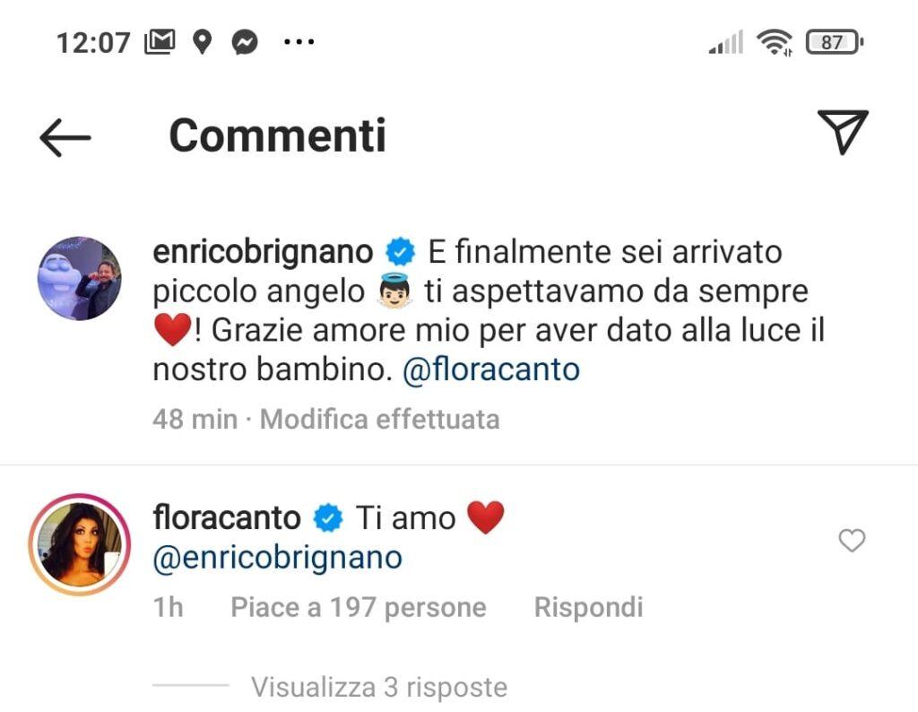 Enrico Brignano è diventato padre per la seconda volta 1