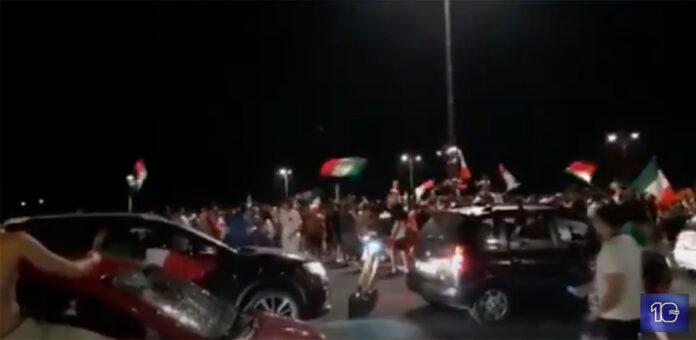 festeggiamenti ostia europei