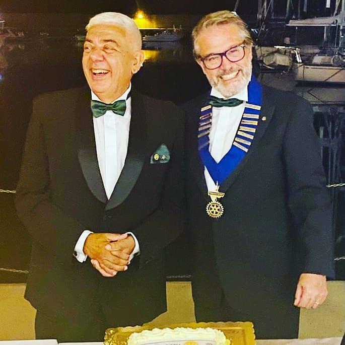 Passaggio di consegne al Rotary Club Ostia: Claudio Miglio presidente (VIDEO) 1