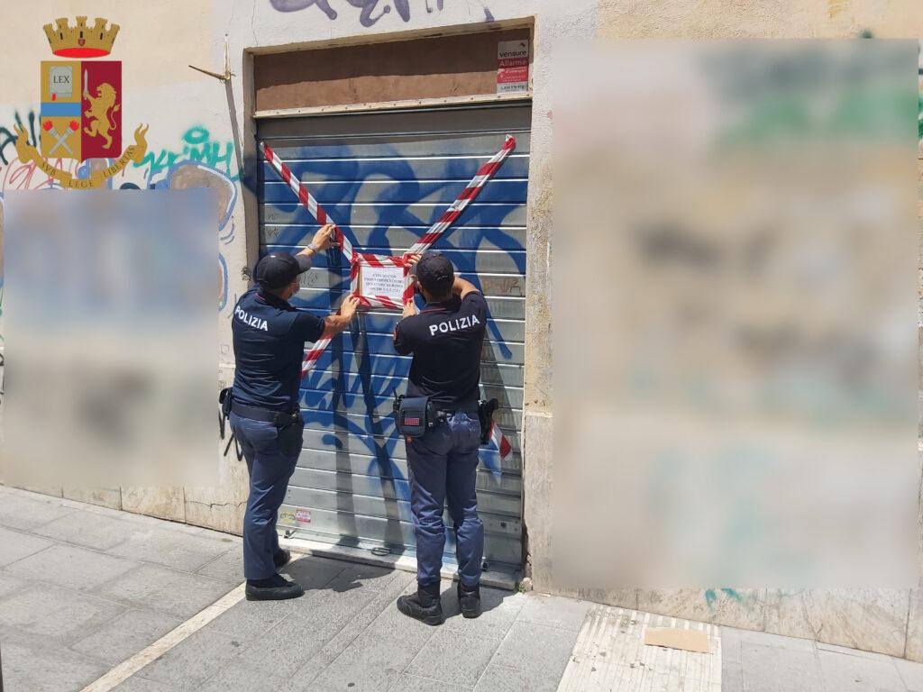 Chiusura e sigilli per due attività a San Lorenzo: vendevano alcol oltre l'orario consentito 1