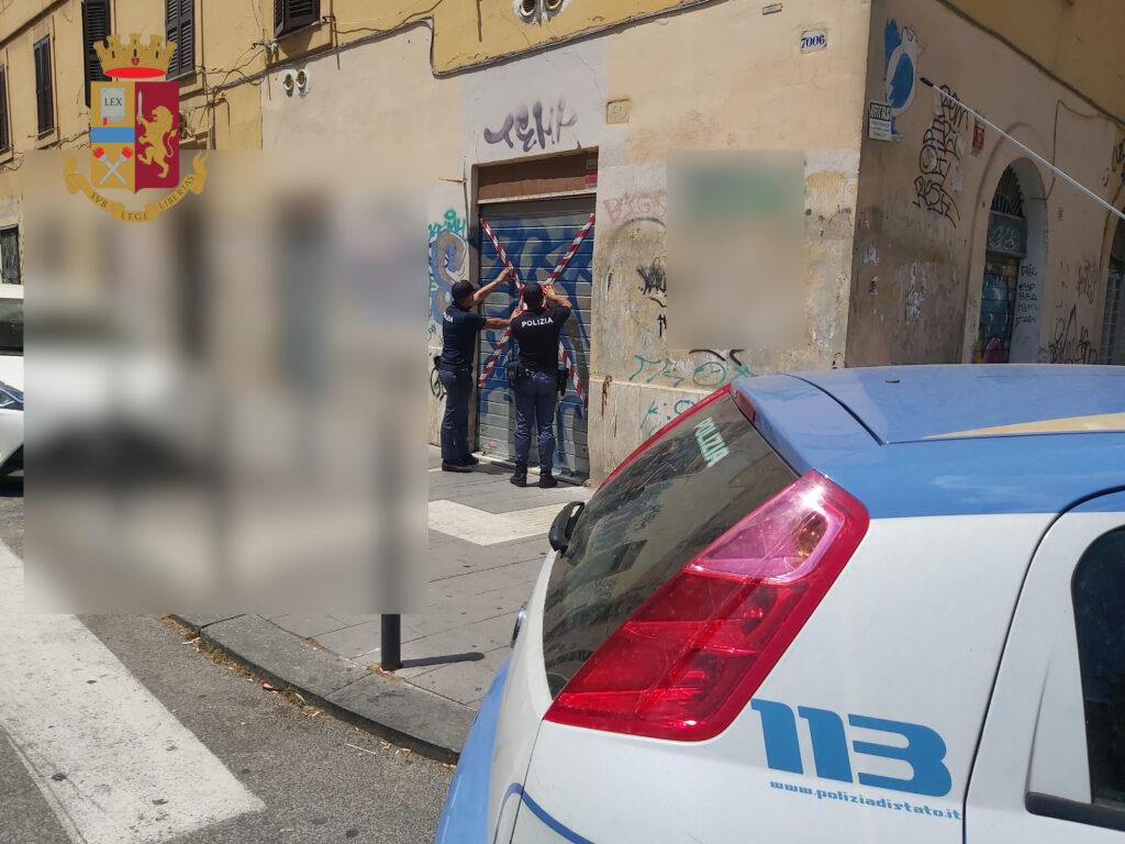 Chiusura e sigilli per due attività a San Lorenzo: vendevano alcol oltre l'orario consentito 2