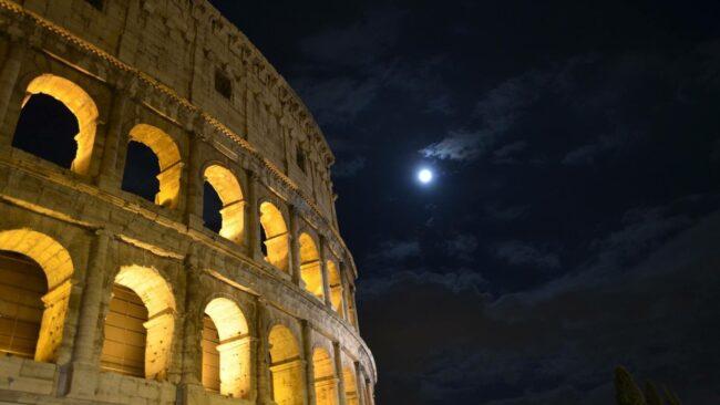 """""""Ho incontrato il fantasma di Messalina, la donna più lussuriosa di Roma"""" 1"""