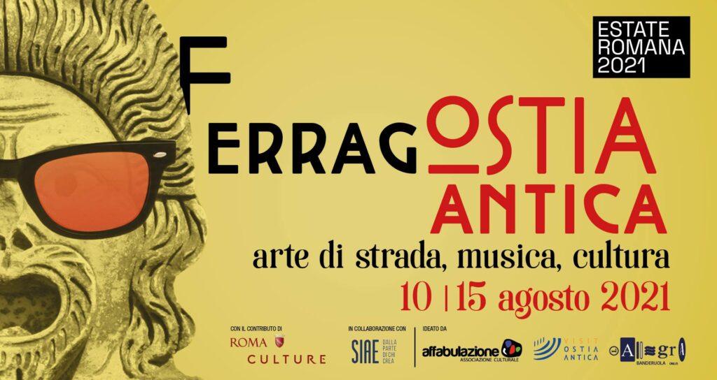 È dedicata alla storia di Ostia la quinta edizione di Ferragostia Antica, dal 10 al 15 agosto 1