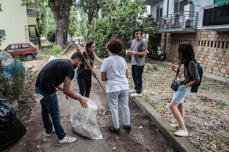 Fiumicino: nove murales per dare un volto nuovo a Villaggio Azzurro 3