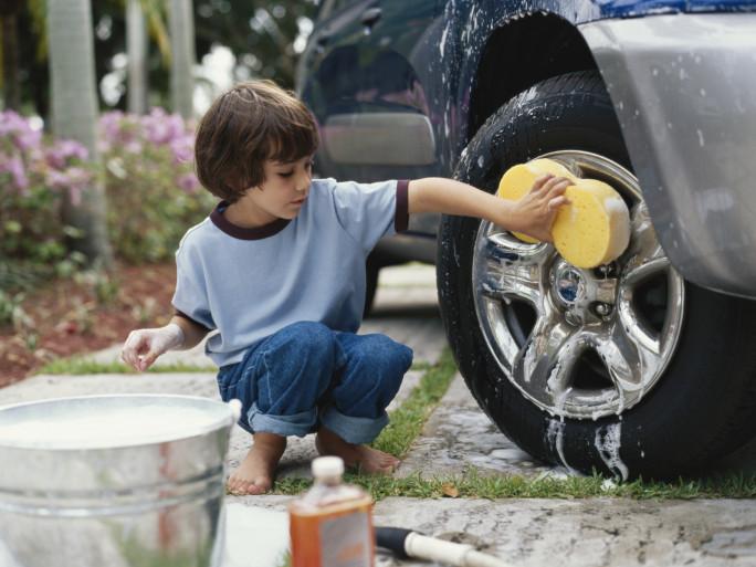 rischio siccità lavaggio auto vietato