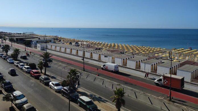 parcheggi Lido Beach