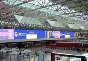 Aeroporto di Fiumicino, riaperto il Terminal 1 (VIDEO) 1
