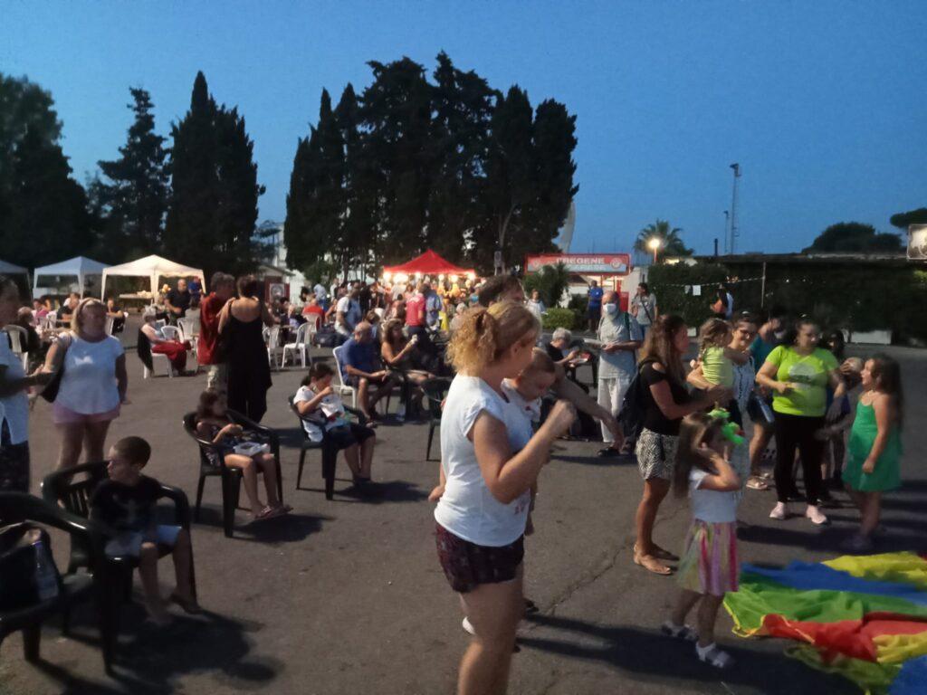 Fregene: grande successo per la Festa del Pinolo (VIDEO) 1