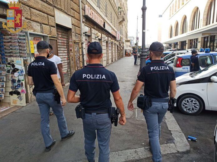 controlli polizia litorale