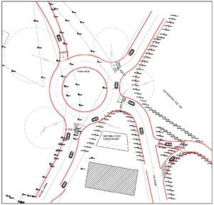 Arrivano due rotatorie a Pomezia per entrare in città: ecco dove 1