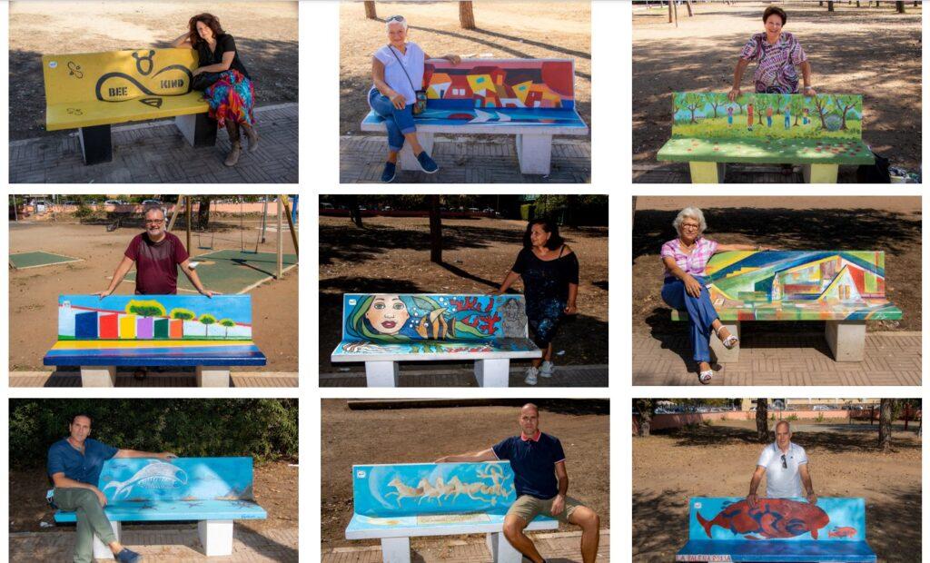 Ostia, contro i vandali piccole opere d'arte nel parco (VIDEO) 1