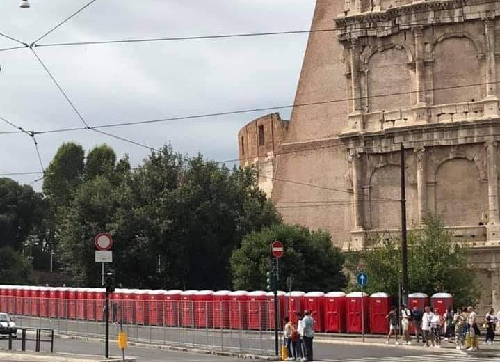 Maratona di Roma, strade chiuse e deviazioni dei bus 1