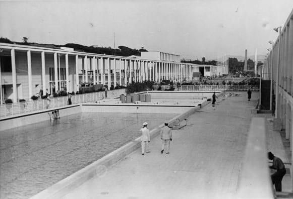 Quando Roma volle un villaggio balneare: piscine, sdraio e ombrelloni nel Circo Massimo 4