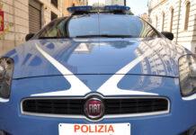 polizia roma rapina
