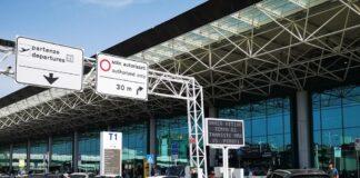 fiumicino aeroporto multe e furti