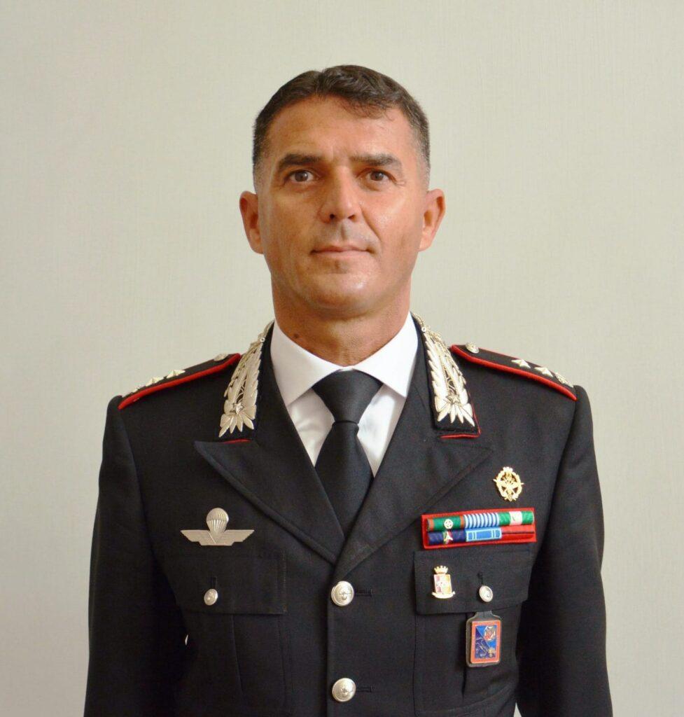 Cambio ai vertici dei Carabinieri di Roma e Frascati 1