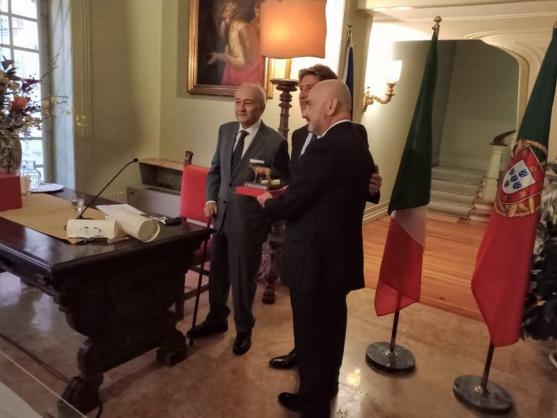 Il Premio Roma riparte da Lisbona (VIDEO) 1