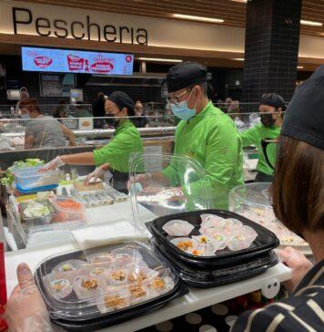 sushi Emisfero