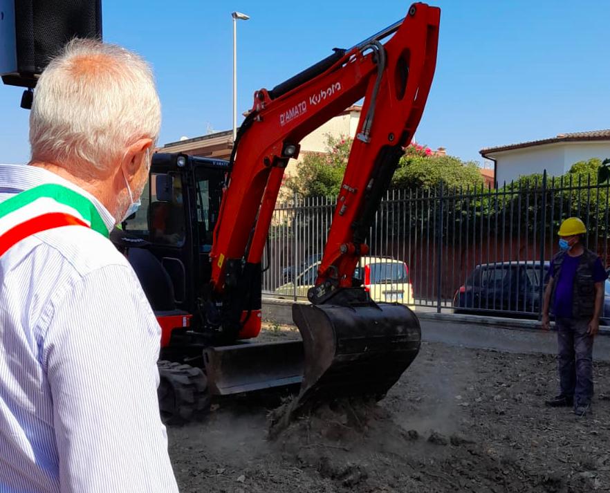 """Fiumicino: Parco Tommaso Forti diventerà la """"Città dei Bambini"""". Progetto e durata dei lavori 1"""