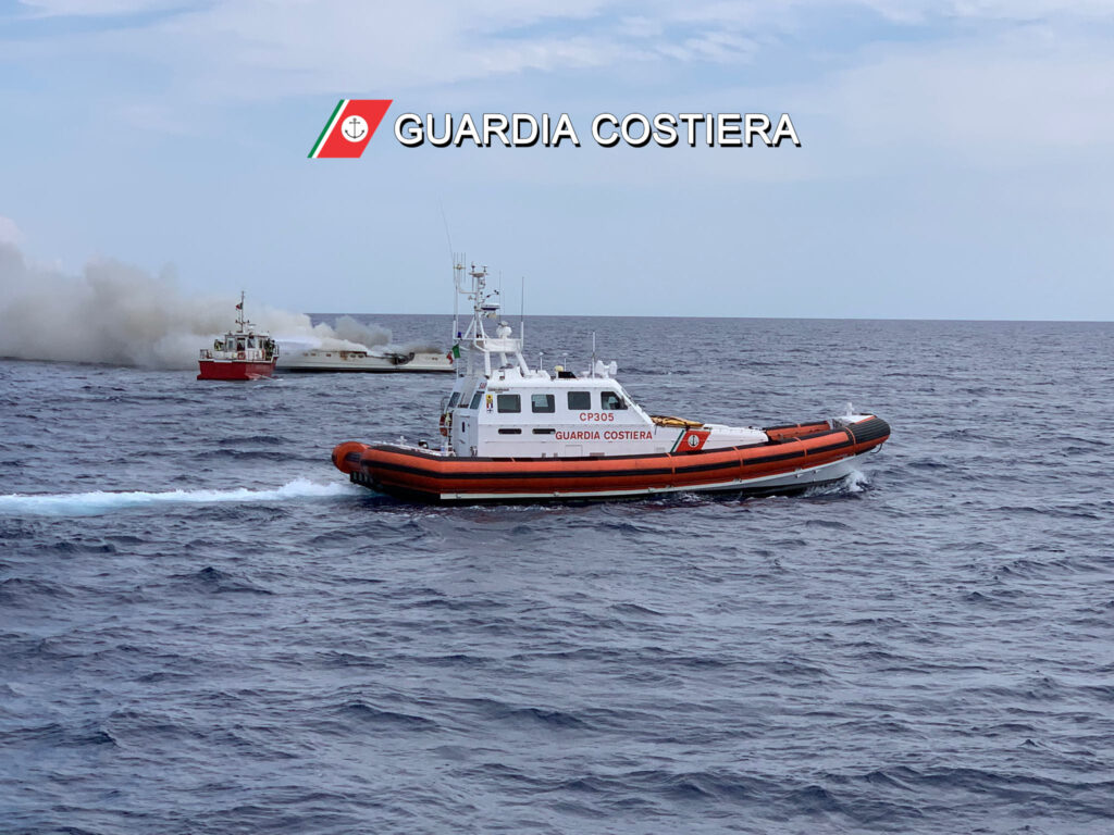 """""""Mare Sicuro 2021"""": salvate in mare dalla Guardia Costiera del Lazio, quasi 200 persone (VIDEO) 2"""