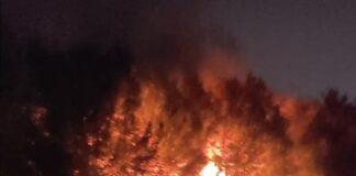 incendio acilia