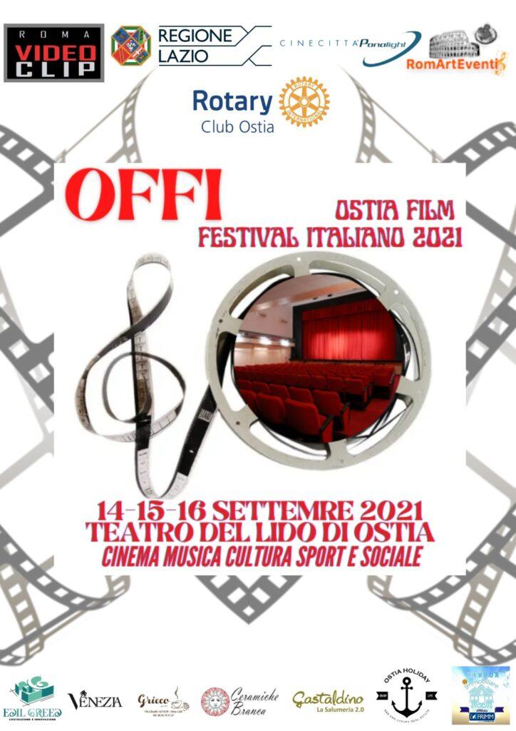 Al Teatro del Lido, tre giorni di proiezioni con l'Ostia Film Festival Italiano 2021. Il programma 1
