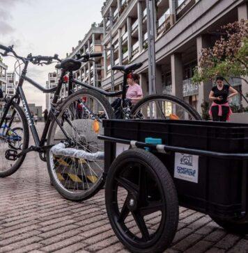 social bike parco leonardo