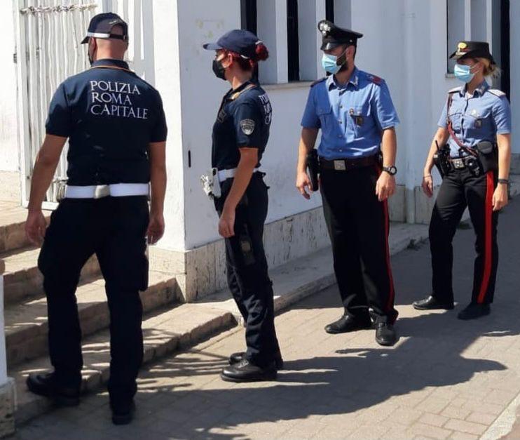 village carabinieri e polizia locale