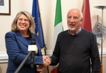 Giuliana Di Pillo e Mario Falconi