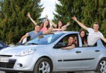 car pooling mobilità