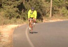 ciclisti litoranea