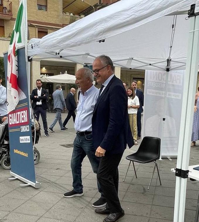 """X Municipio al ballottaggio - Monica Picca e Mario Falconi: """"Cosa farò nei primi 100 giorni di governo"""" 2"""